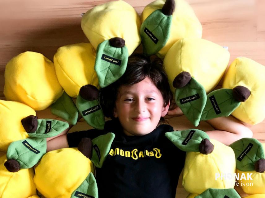 Segíts citrommal a hallássérült gyermekeken!